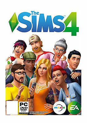 The Sims 4 and lots of dlc (pc) shared account