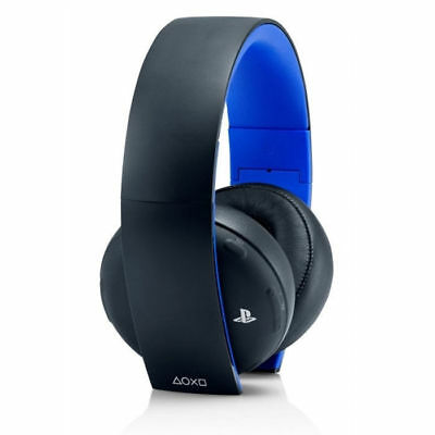Sony PlayStation Wireless Stereo Headset 2.0 for Ps3 Ps4 PS Vita 7.1 Virtual
