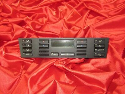 BMW E39 5/'ies AC A//C CLIMATE CONTROL AUTOMATIC AIR CONDITIONING MAX BUTTON Klima