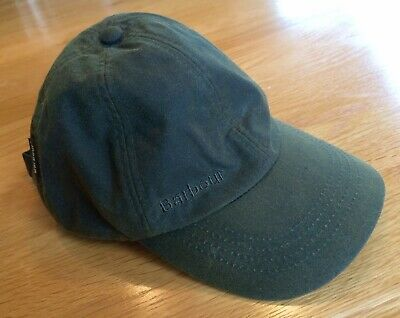fa33c00b MENS BARBOUR INTERNATIONAL Hudson Baseball Sports Cap Hat BNWT Black ...