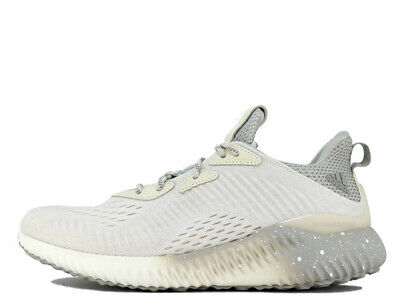 huge selection of c6e09 7c7a0 Adidas x Reigning Champ Alphabounce 1 Core White/Chalk Grey CG5328 Size  10-13
