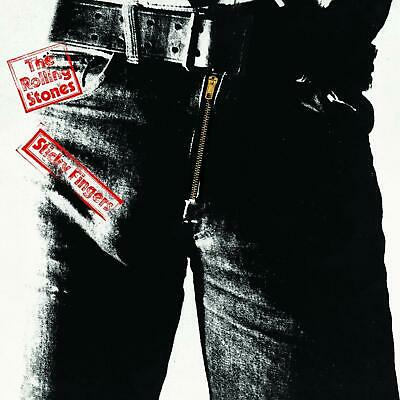 Sticky Fingers { 2 CD DELUXE EDITION w/ Unreleased Material & 24 Page BOOKLET }