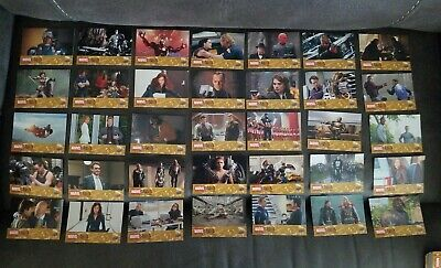 Upper Deck Marvel Studios The First Ten Years 58 lot cards