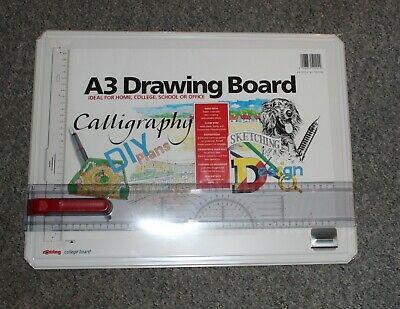 A3 size Rotring college drawing board NEW AND SEALED Bargain