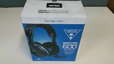 24e075f173f Turtle Beach Stealth 600p Wireless Surround Sound Gaming Headset for PS4