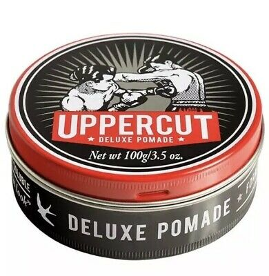 Uppercut Deluxe - Deluxe Pomade 100g       Free Shipping