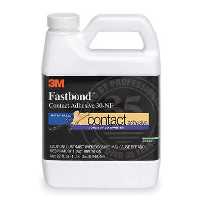 1 QT - 3M 30NF NEUTRAL Contact Adhesive