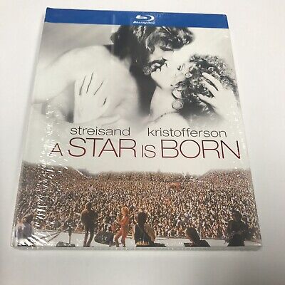 1976 A Star Is Born Blu-Ray 40 page Book Barbra Streisand Kris Kristofferson