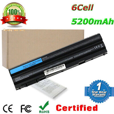 Laptop Batterie pour DELL Latitude E5420 E5530 E5430 E6430 E6420 8858X T54FJ NEW
