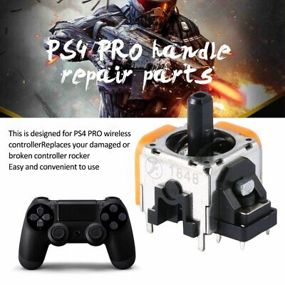 Module Thumb Stick Replacement 3D Analog Joystick For PS4 Pro QW