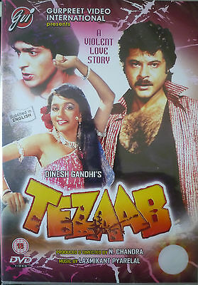 TEZAAB - THE Acid Of Love - Official Uk Original Bollywood