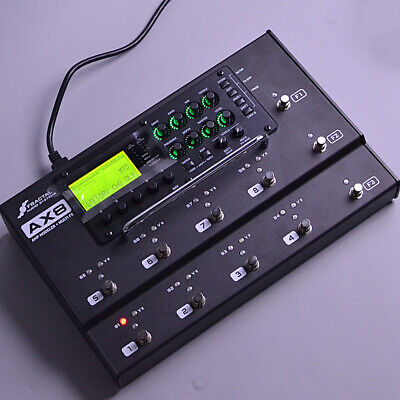 FRACTAL AUDIO SYSTEMS Multi-Effects Pedalboard FAS-008D-AX8
