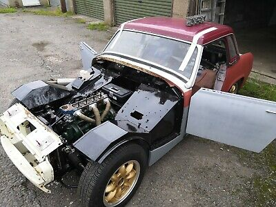 MG Midget Historic race car project (1967) - PX considered