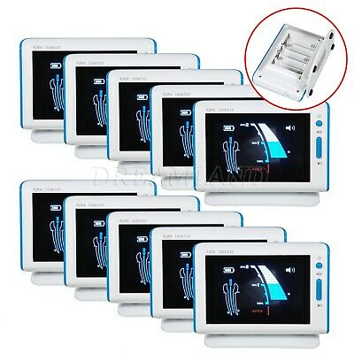 10 Sets Dental Apex Locator Root Canal Finder Measure Equipment Tooth Treatment