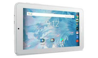 """Acer Iconia One 7"""" HD 16GB Android Tablet - Quad Core - White - Grade A Refurb"""