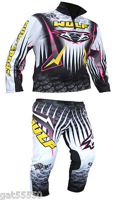 New Wulfsport Trials Pants Jersey Beta Sherco Gasgas Hrc Txt Pro Trousers Shirt