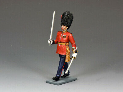 King and (&) Country CE003 - Marching Guards Officer