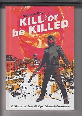 Kill Or Be Killed Volume 1 SDCC 2017 Exclusive Hardcover Sealed John Wick MOVIE