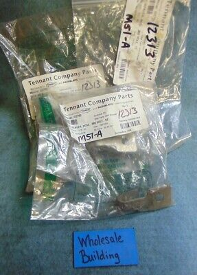Tennant / Nobles Clip Hanger, Hose, .38 D Hole, Ss,  222793 **Lot Of 3**