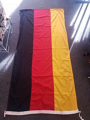 German Flag High Quality Fully Sewn Hand Made