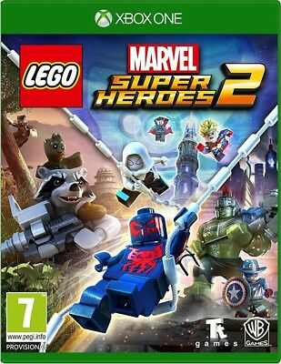 LEGO Marvel Superheroes 2 | Xbox One New