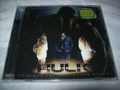 Cd - The Incredible Hulk - Craig Armstrong - Double Cd - 2008 - Sealed