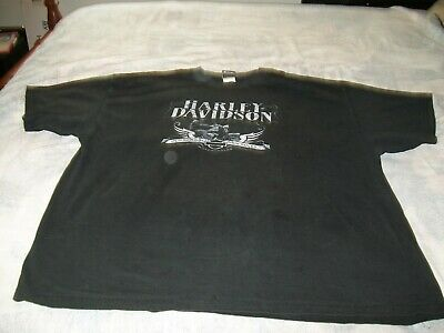 Men's Harley Davidson T-Shirt / Old School - New Rules / Albany Schenectady /3Xl
