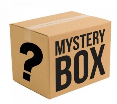 Mystery box electronics, clothing, consoles, games, dvds, Toys and more