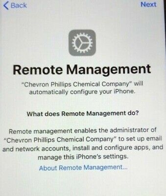 APPLE MDM Remote Management ProfIle Bypass  Service - Iphone/Ipad