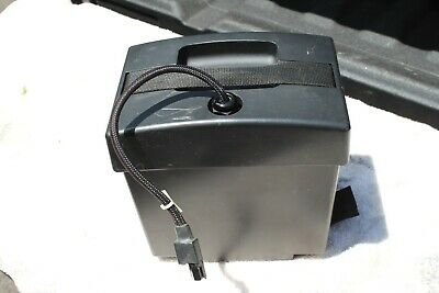 Jazzy 1113 ATS Pride Mobility Scooter Battery Box and Cable Assembly