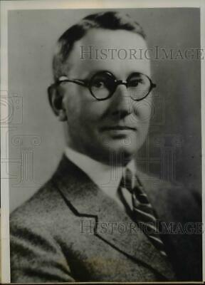 1939 Press Photo Dr. Franklyn Bliss Snyder To Be Next Pres of Northwestern Univ