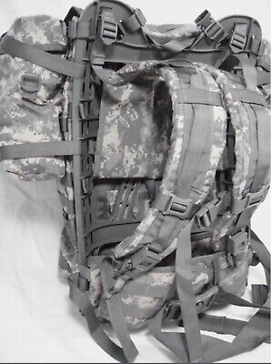NEW - Molle II rucksack large complete w/ Pack Army ACU Backpack