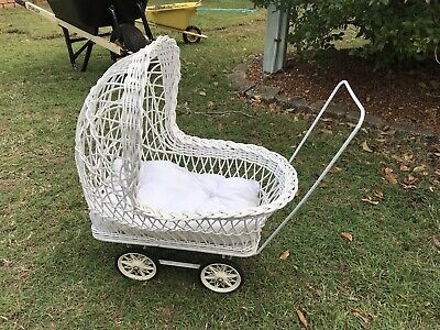 Antique Dolls Pram