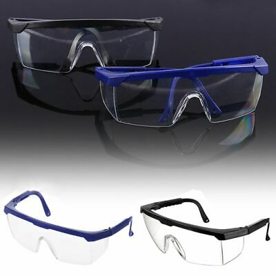 Lab Factory Glasses Eye Protective Anti-impact Safety Outdoor Work Goggles