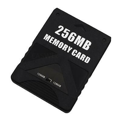 High Quality 256MB Memory Card for Sony Playstation 2 PS2