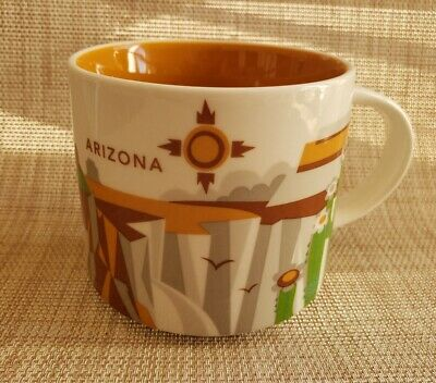 Mug Usa 00 You Are Starbucks Coffee Here Eur 30 Yah Arizona zVMpUS