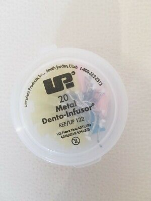Ultradent Metal Mixing Intra Oral Tips Assorted Dental Supplies