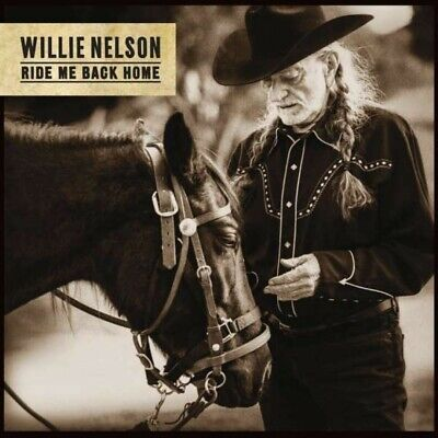 Willie Nelson - Ride Me Back Home CD NEU & OVP * Neues Album 2019 *