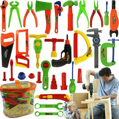 Funny 34pcs/set Baby Early Education Children Toys Repair Tools Toy Best Gift