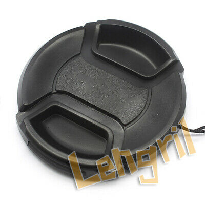 5PCS Front Lens Cap Hood Cover Snap-on for Sony Minolta A58 A99 LC-55 A58 55mm