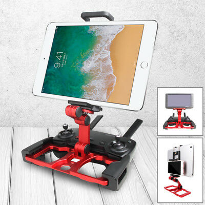dfcd44cade5 Remote Mount Tablet Phone Aluminum Bracket Holder For DJI Mavic 2 Zoom Pro  AIR