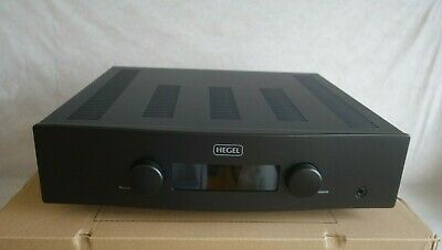 HEGEL H190, FULL packing: remote, manual, main cable  - EUR