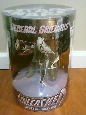 Star Wars Action Figure General Grievous 87218 Hasbro Saga Collection Unleashed