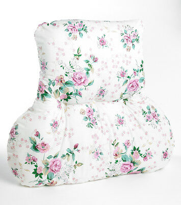 Rose Garden Lumbar Back Support Chair Cushion Orthopaedic Elderly FREE P&P