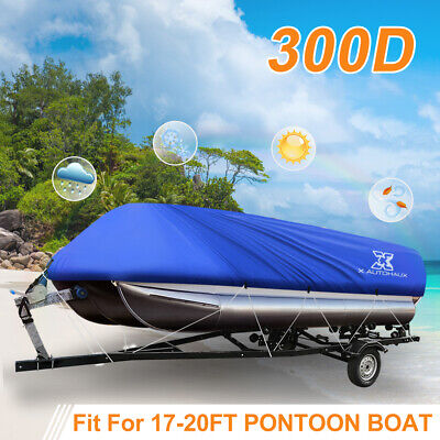 17' 18' 19' 20' 600D Universal Trailerable Pontoon Boat
