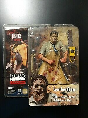 2004 Neca Cult Classics Series 5 - The Texas Chainsaw Massacre Leatherface...