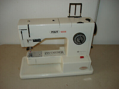 PFAFF 1222E German Made Vintage Sewing Quilt Machine FOR PARTS