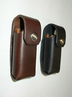 Leather Case Sheath for Leatherman FREE P4 One Piece Design Tough USA Handmade