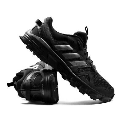 Adidas Rockadia Trail Running Shoes Black Sneakers CG3982 NEW