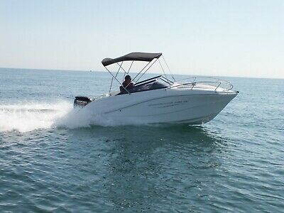 Oki 585 Cuddy Boat, Engine & Trailer *Special Offer*